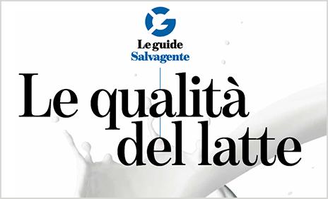 la qualità del latte