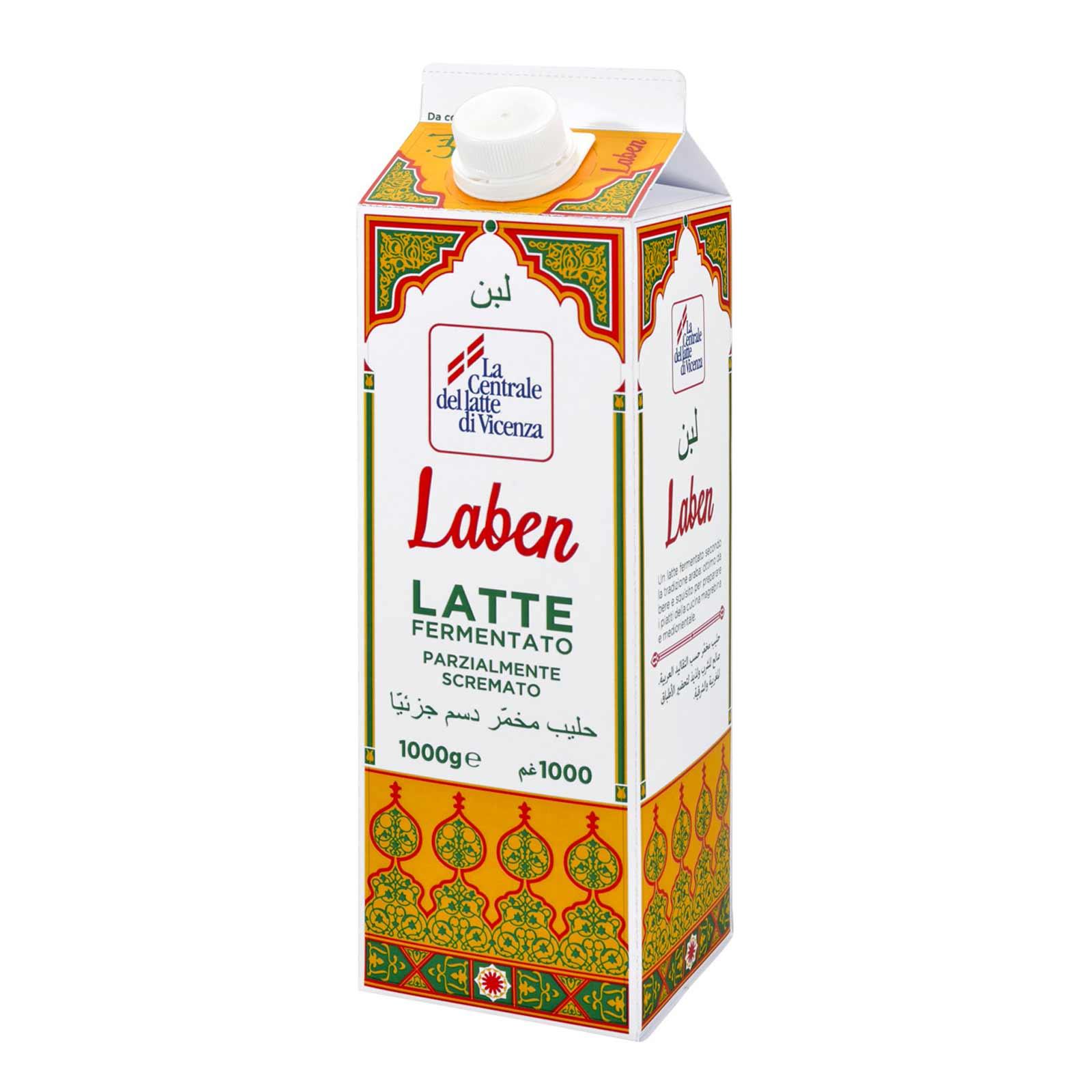 Latte Fermentato LABEN