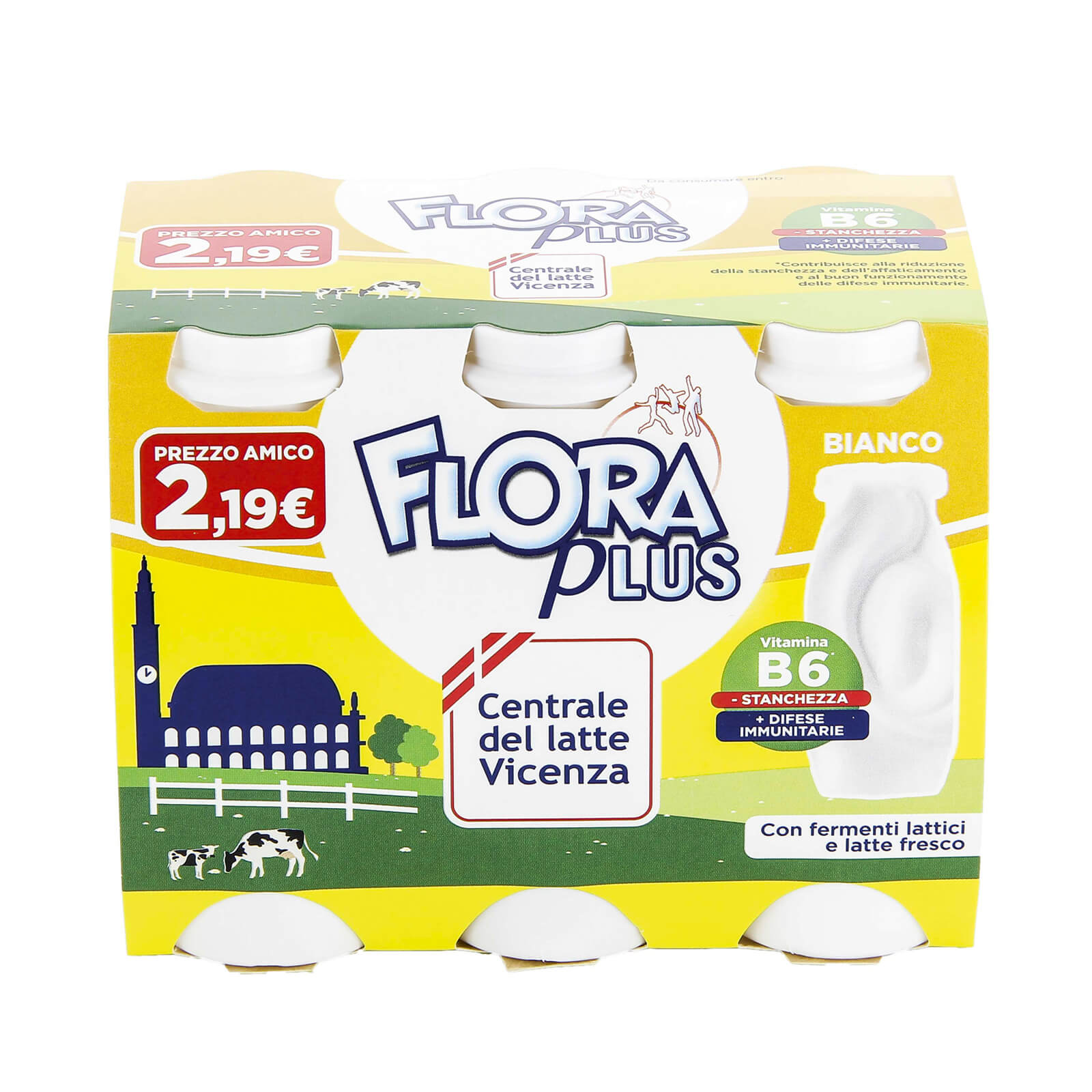 Yogurt Flora Plus