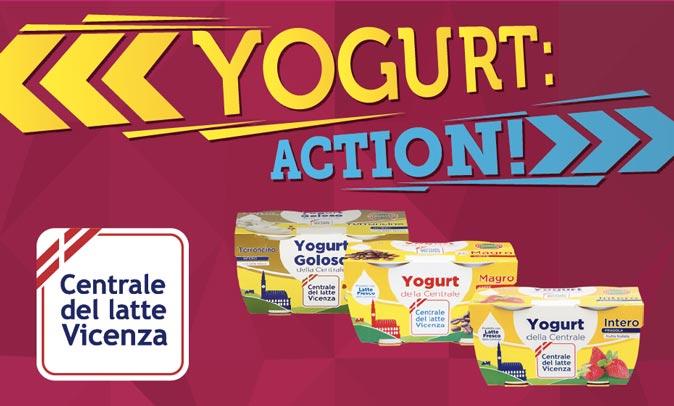 Concorso Yogurt Action
